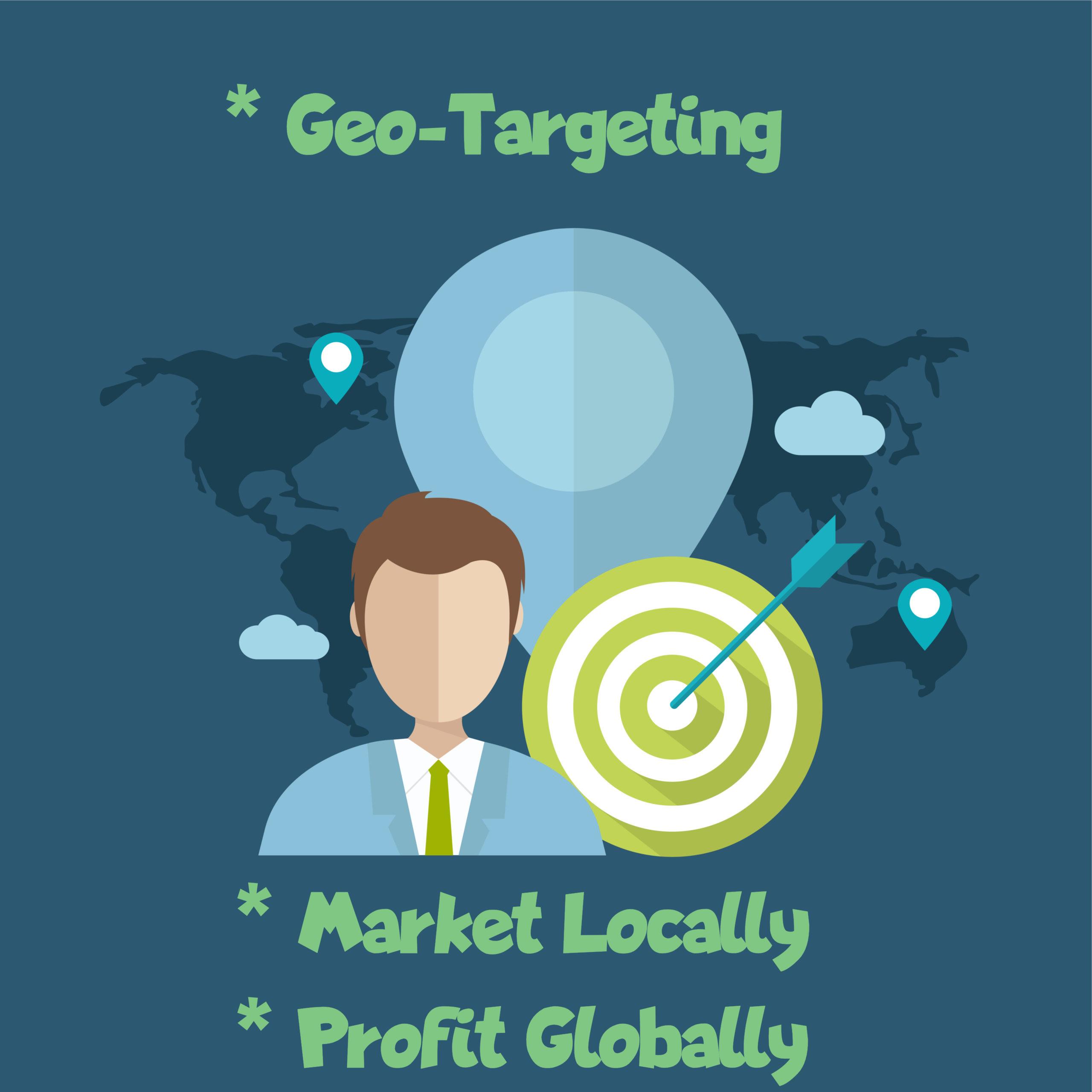 Geo-Targeting: Market Locally – Profit Globally