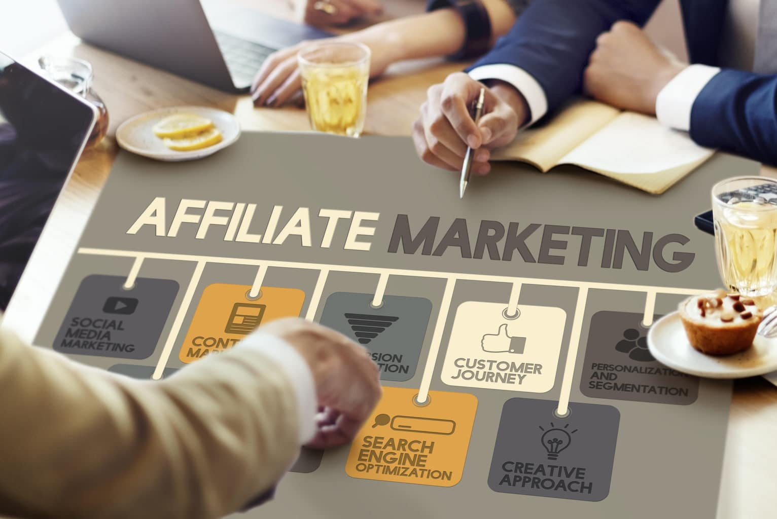 Word of Mouth Marketing for Affiliate Programs
